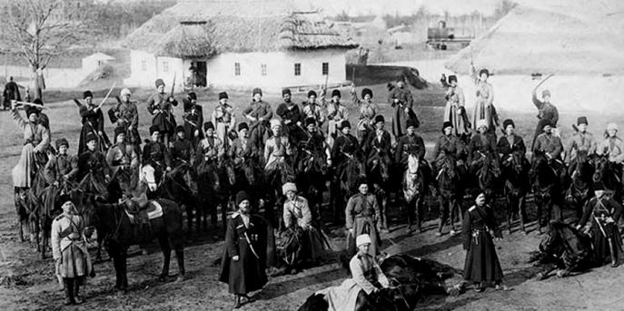 До 1930-х українська мова була на Кубані офіційною, а кубанські козаки вважали себе українцями