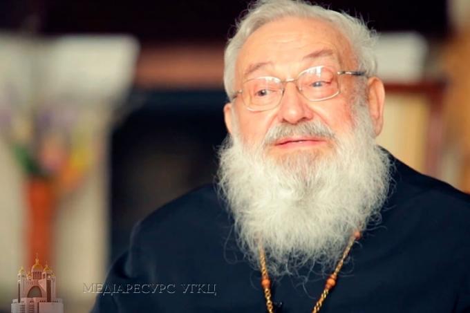 Відтепер у Києві є проспект архиєпископа Любомира Гузара
