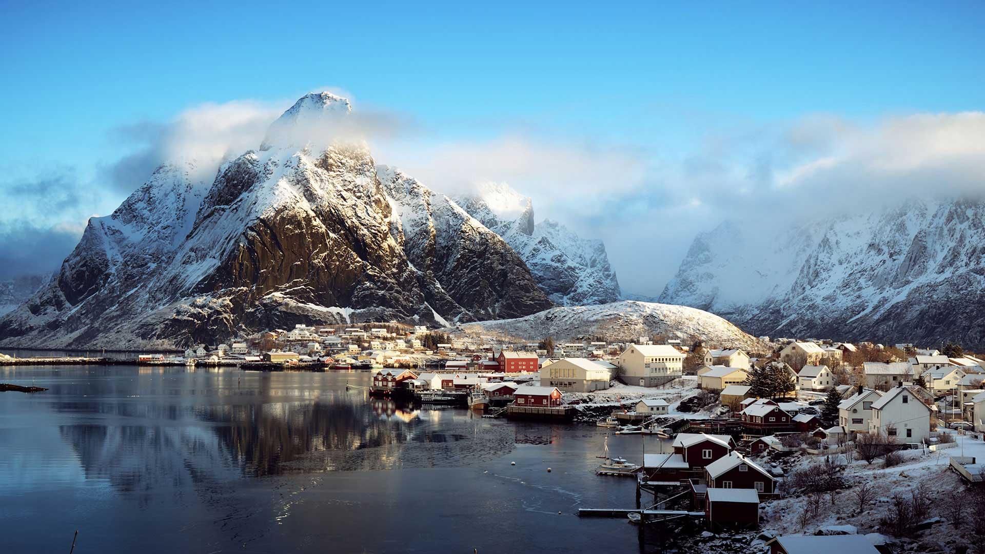 Чудеса світу цього: А ви знали, що норвежці не обігрівають будинки газом?