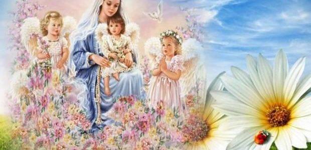 Дитячі молитви! Боже, Господи, Ісусе, на колінцях я молюся. Всі гріхи мені прости, і від лиха захисти