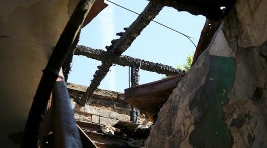 """""""Думали, що землетрус"""": вночі в Одесі обвалився житловий будинок. Був аварійним"""