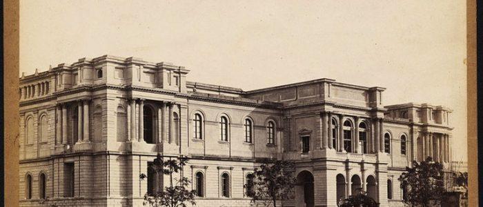 Бібліотека Калькутти – місце, де зникають люди