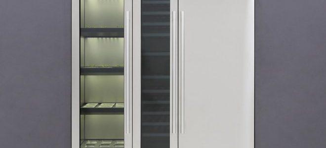 Коли ферма на кухні: LG розробила шафу-теплицю для домашньої ферми